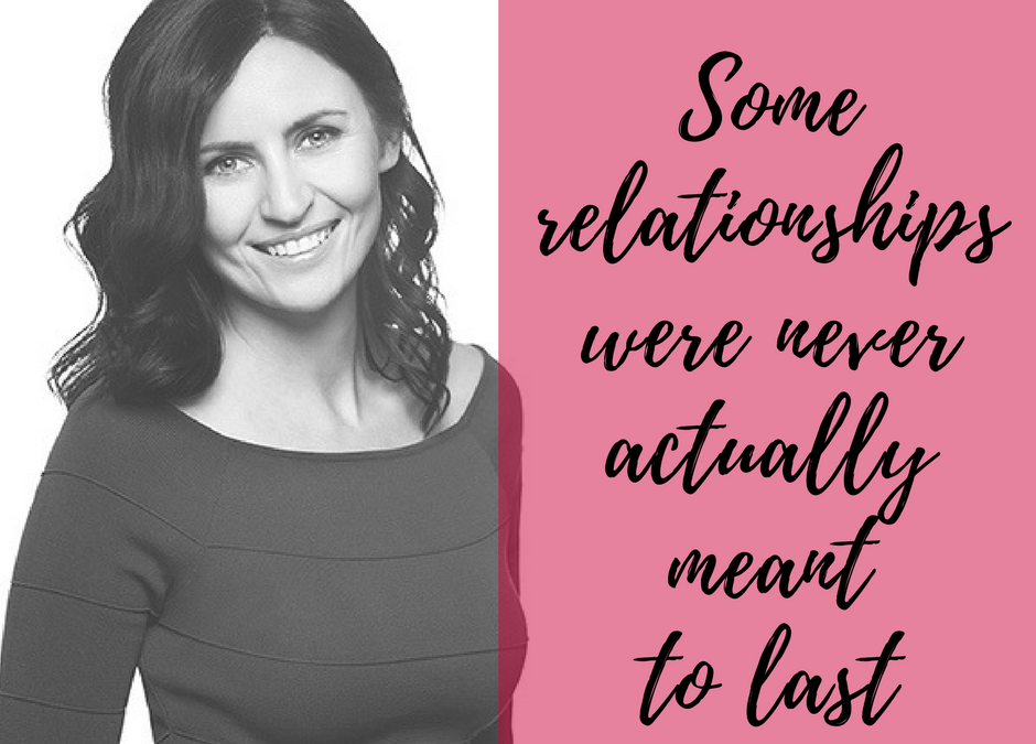 Some relationships were never meant to last